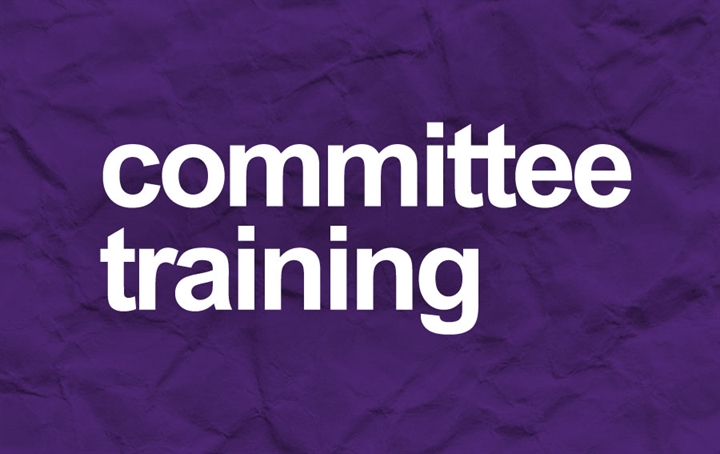 Training: Looking After Your Members For Clubs & Societies