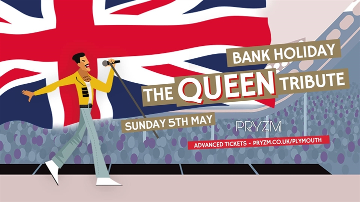 Queen Tribute - Bank Holiday Sunday