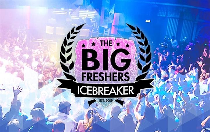 ed4736c452 The BIG Freshers Icebreaker