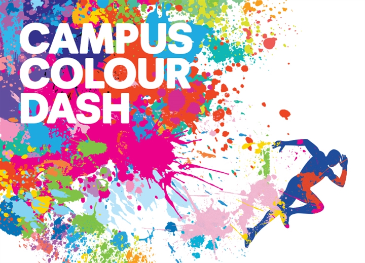 Campus Colour Dash 2017