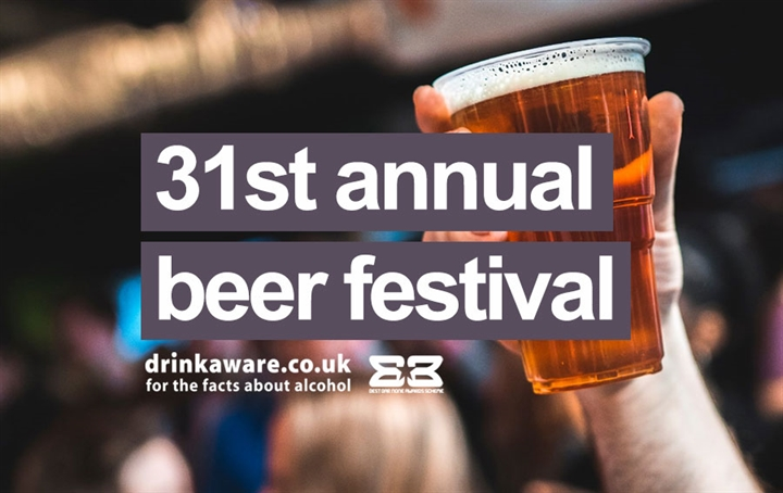 31st Annual Beer Festival