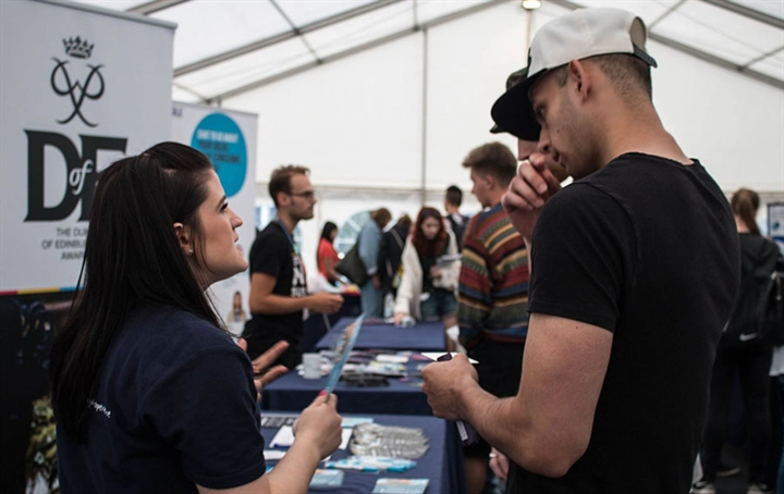 Freshers' 2018 - International Fair