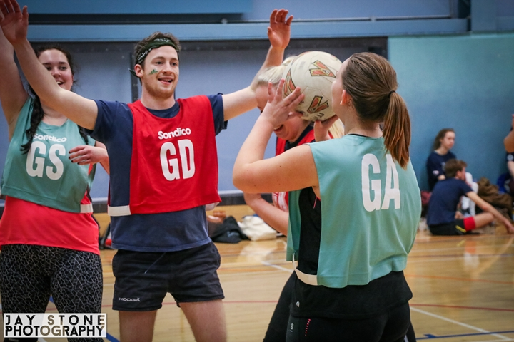 Intramural Mixed Netball League