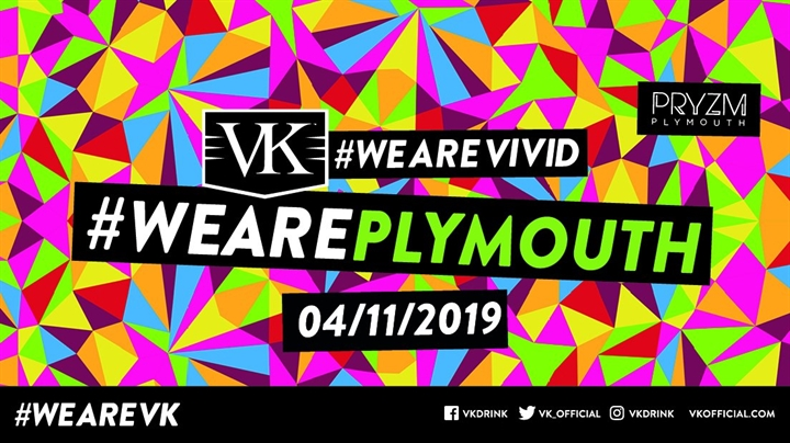 QUIDS IN - #WeAreVK Freshers Tour