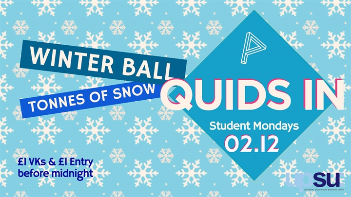 QUIDS IN - Winter Ball