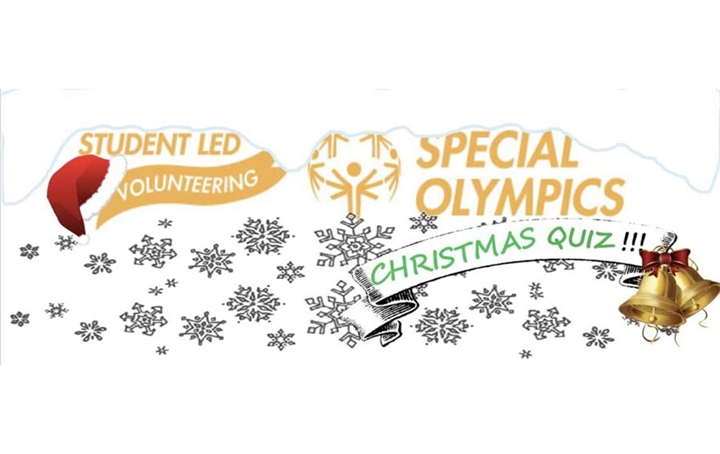 Cancelled - Christmas Quiz in aid of Special Olympics Plymouth & District