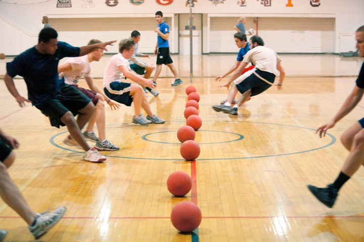 Give It A Go Dodgeball