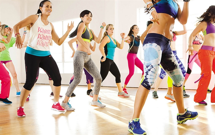 Give It A Go Zumba