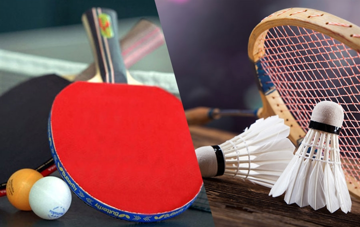 Give It A Go Badminton & Table Tennis