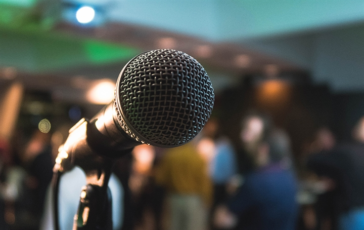 Free Training: Find Your Voice - a Public Speaking Workshop