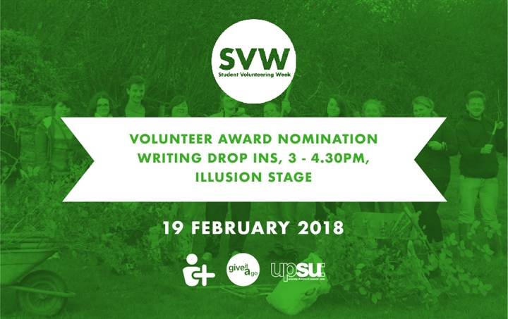 SVW: Award Nomination Writing Drop In