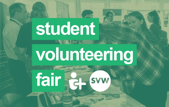 Student Volunteering Fair #SVW19