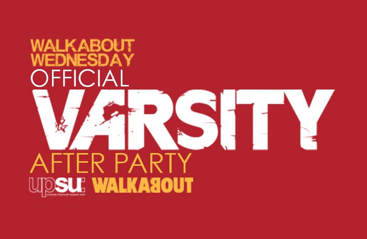 Walkabout Wednesday: Official Varsity After Party