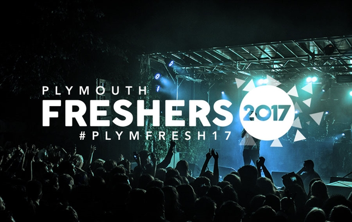 Freshers Week 2017 Wristband