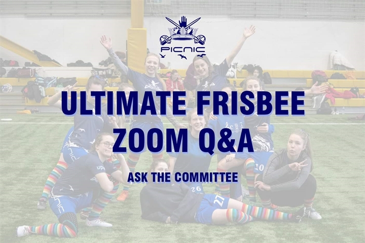 Ultimate Frisbee Committee Q&A