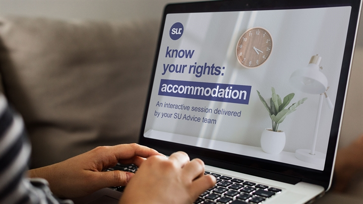 Know Your Rights: Accommodation (Interactive Session)