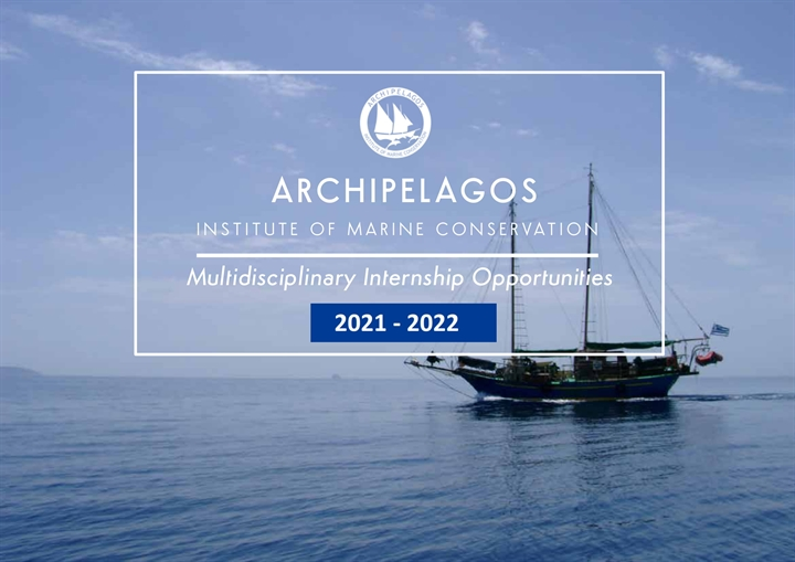 Archipelagos Institute of Marine Conservation Talk