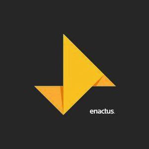 enactus logo profiles - enactus helwan univeristy on Behance