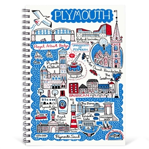 Image for Plymouth A5 Note Pad